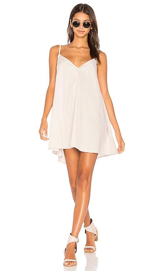 FAITHFULL THE BRAND Praia Dress in White