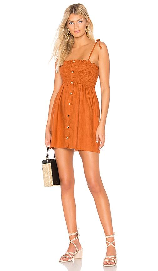 Womens Orange Dress | REVOLVE