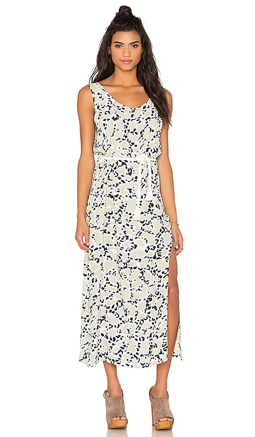 FAITHFULL THE BRAND Islands Dress in Into The Wild Print