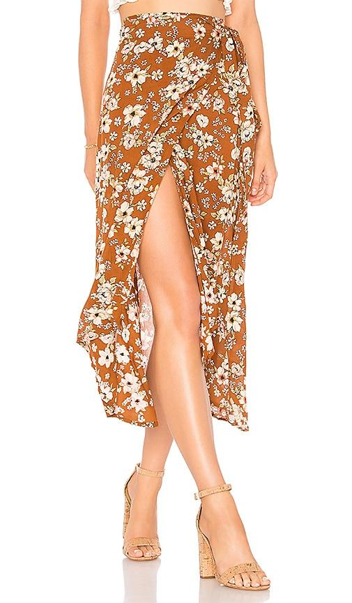 Caribe Wrap Skirt