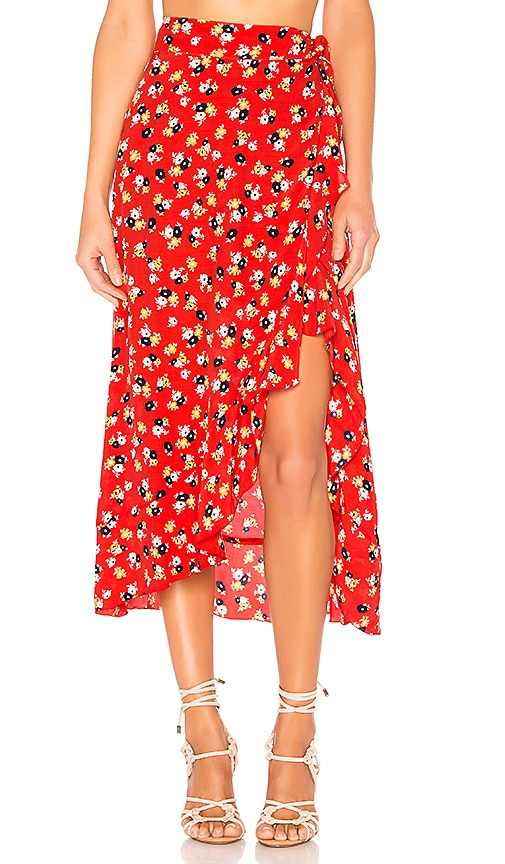 Celeste Wrap Skirt