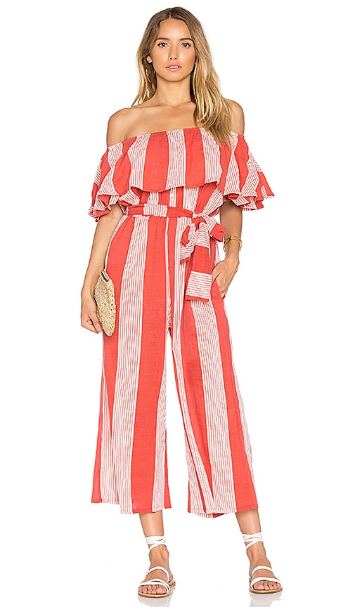 x REVOLVE Holiday Jumpsuit