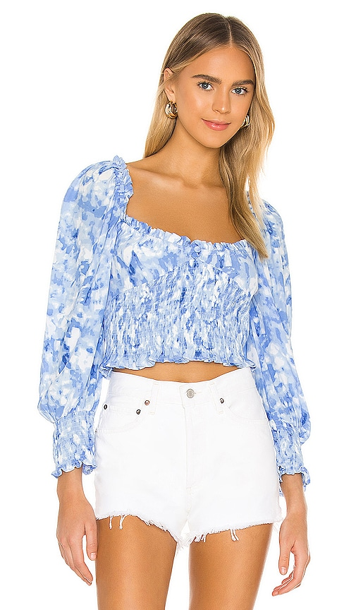 Faithfull The Brand WILLOW TOP
