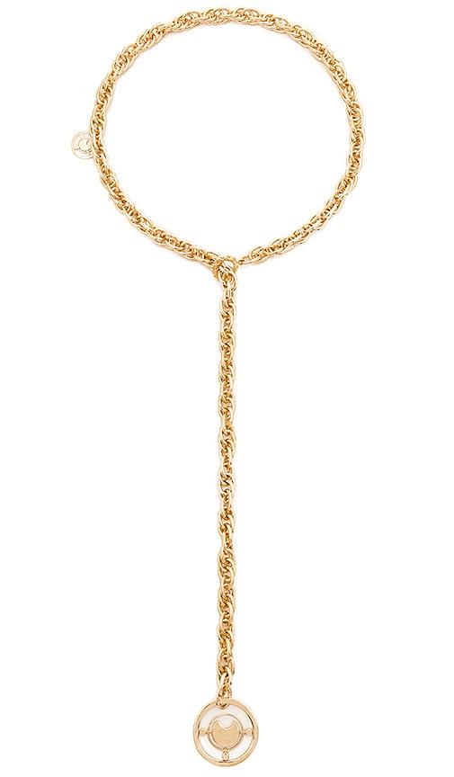 Prodigiam Medallion Lariat
