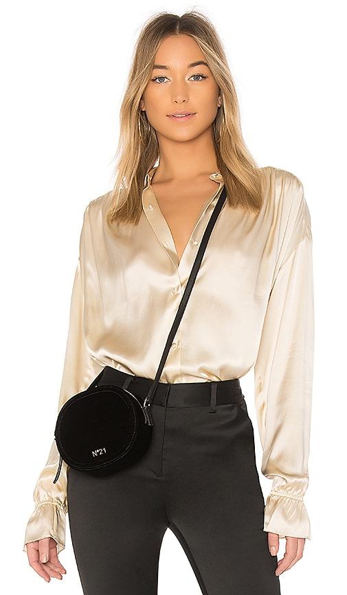 FRAME Silky Shirt in Cream