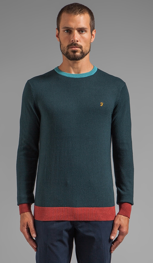 The Hawke Pullover
