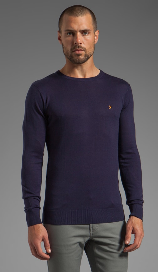 Fontaine Crew Neck Knit