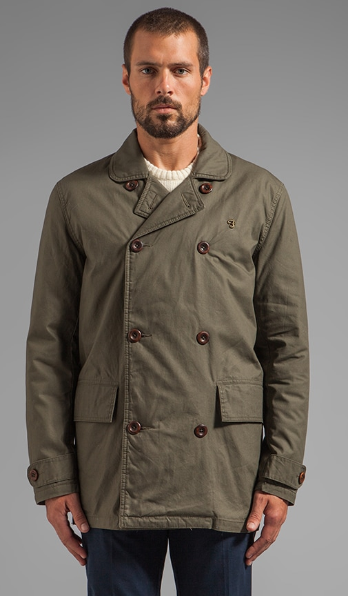 1920 Crampton Deck Coat