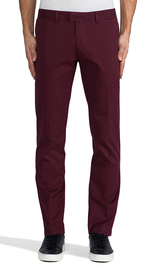 The Terence Twill Chino