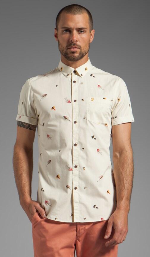 Drifter Short Sleeve Poplin Shirt