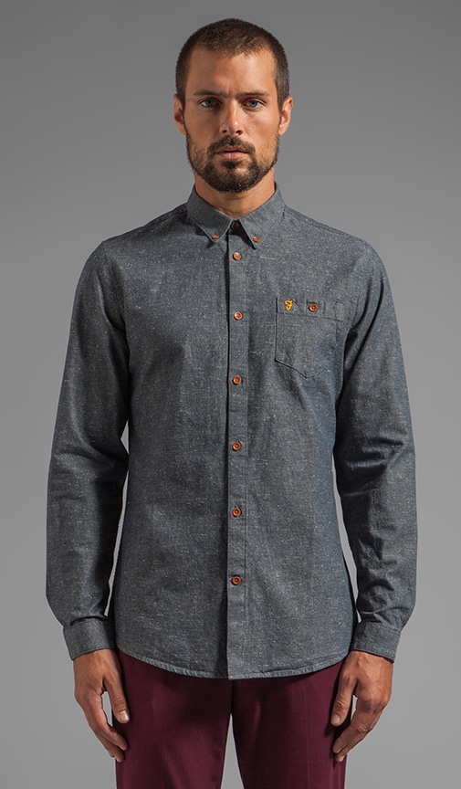 The Hanover Button Down