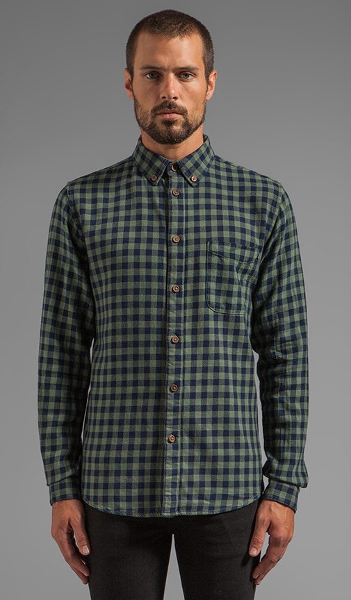 The 1920 Hatton Button Down