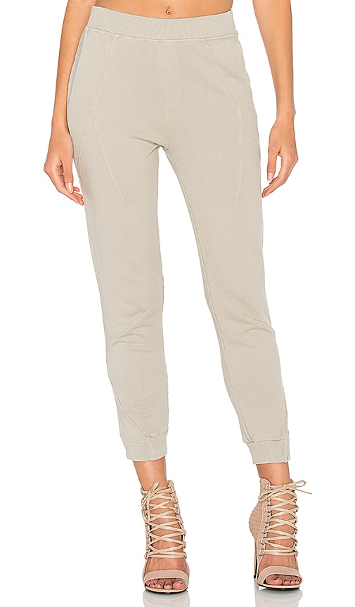 Fine by Superfine Slim Sweatpant in Gray