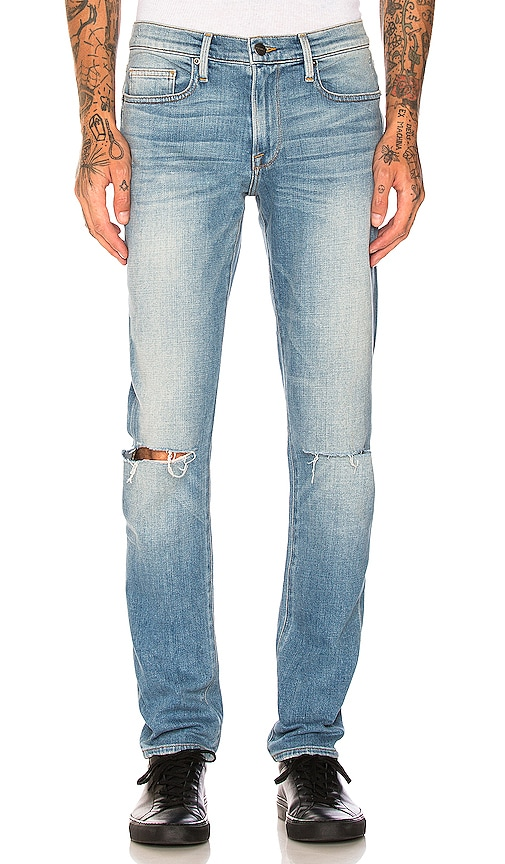 Réduction À La Vente Centre De Liquidation Lhomme Slim-fit Stretch-denim Jeans - IndigoFrame Denim Livraison Gratuite Explorer Vue À Vendre Prix boutique Pas Cher vlpYDdZ2W2