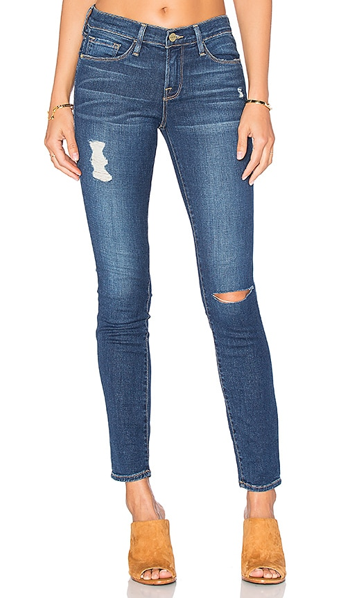 FRAME Denim Le Skinny De Jeanne in Ingraham