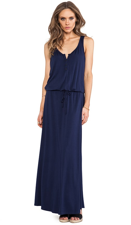 Henley Maxi Dress