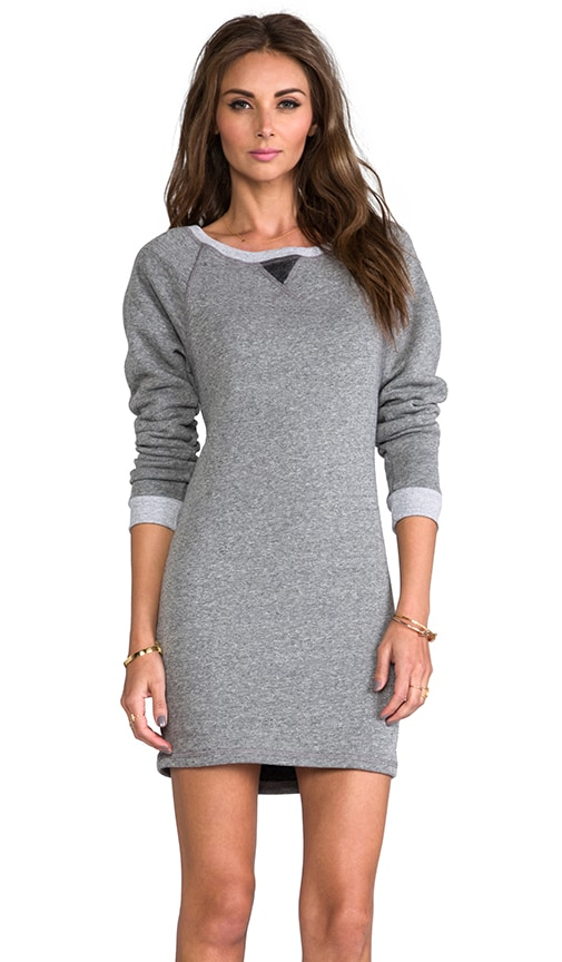 The Shopper Sweatshirt Dress