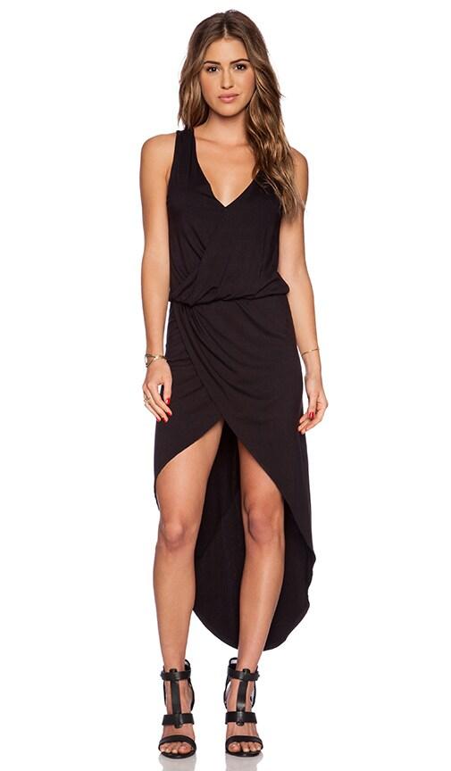 Feel the Piece Mara Maxi Dress in Black