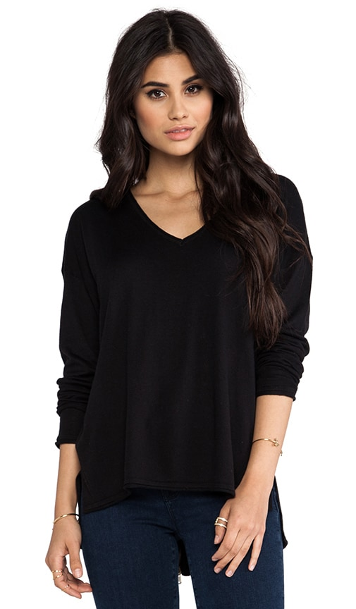 Jordana Slit Back Sweater