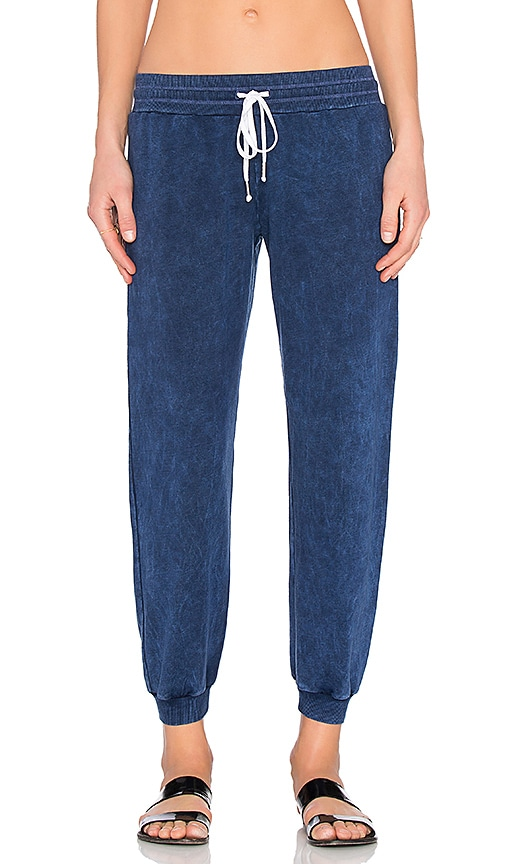 Feel the Piece Moderne Sweat Pant in Navy