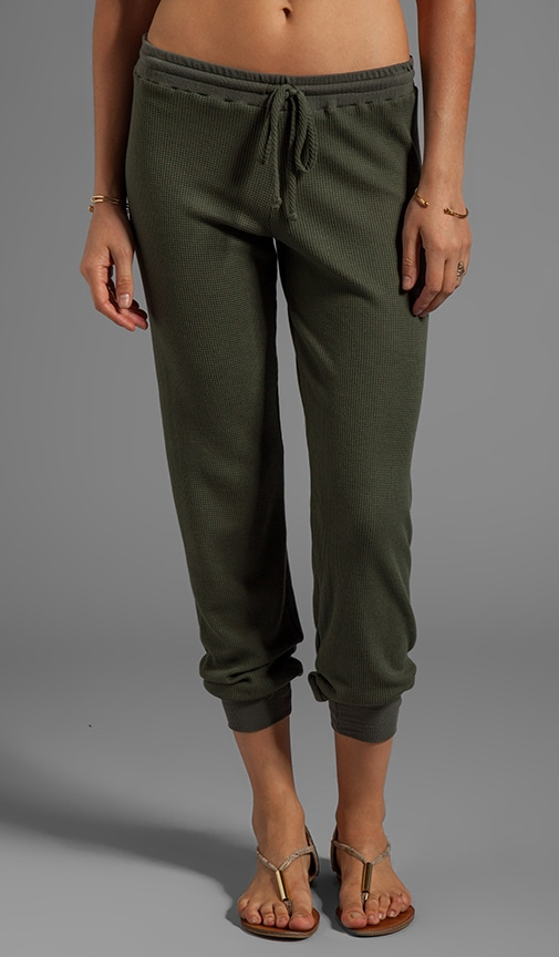 Thermal Jamie Draw String Pant