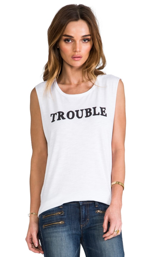 x Tyler Jacobs Trouble Muscle Tank