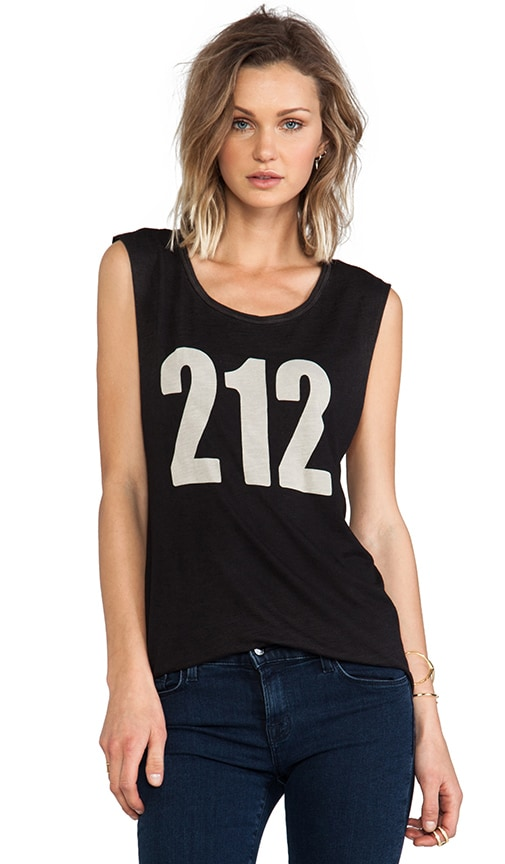 x Tyler Jacobs 212 Cut Off Tank