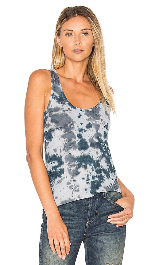 Feel the Piece Lilith Tank in Blue