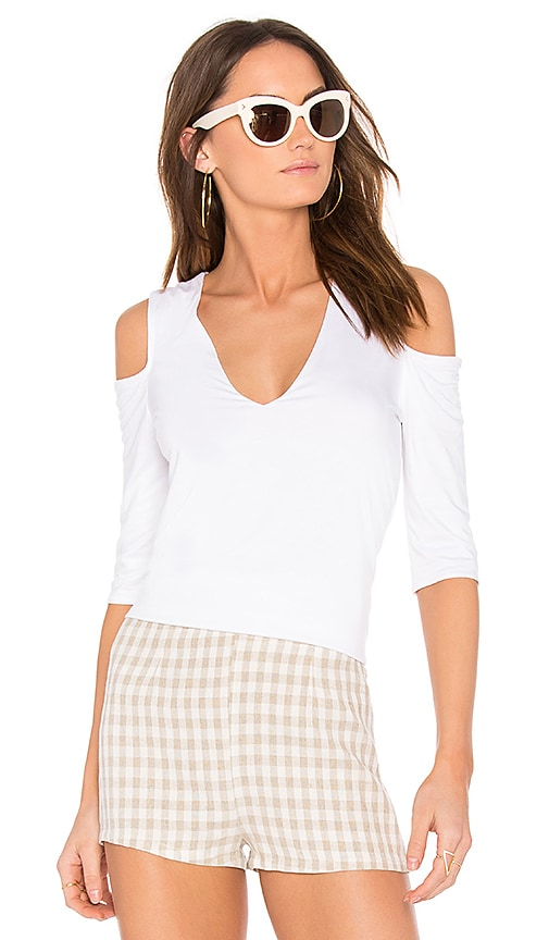 Claremont Cold Shoulder Top