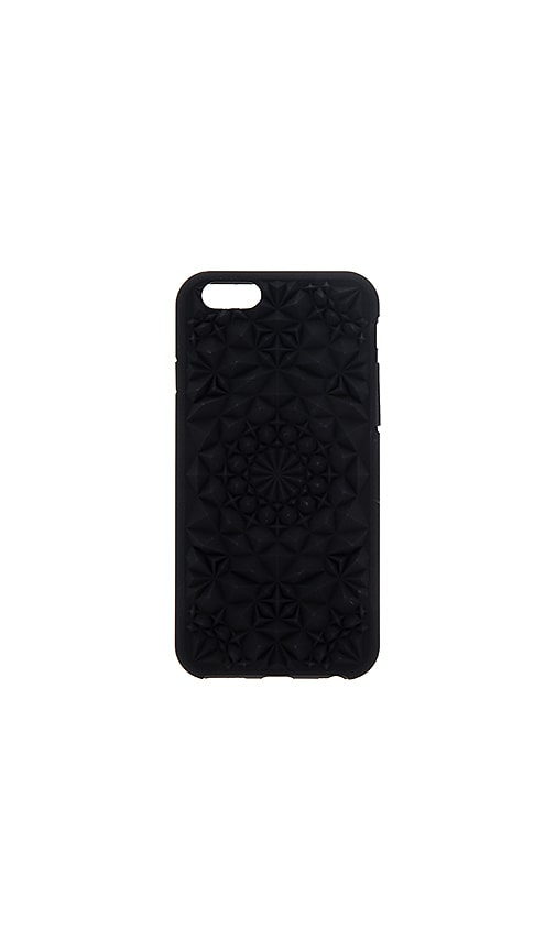 Felony Case Kaleidoscope iPhone 6/6s Case in Black