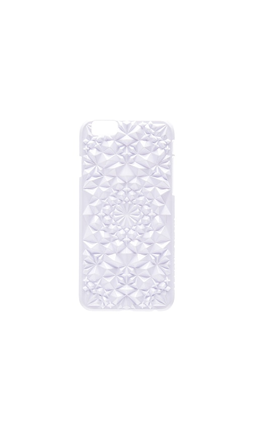 Felony Case Kaleidoscope iPhone 6/6s Case in White