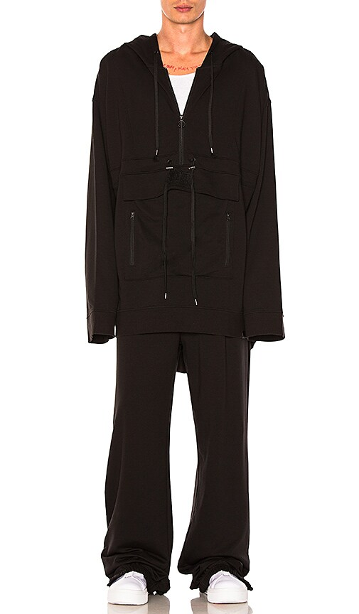 Fenty by Puma Sweatsuit Pullover in Black