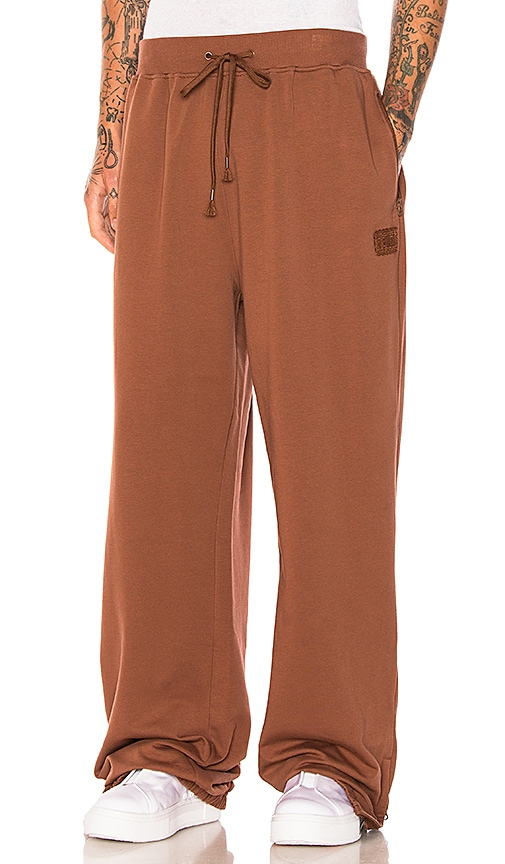 Fenty by Puma Sweatsuit Pants in Brown