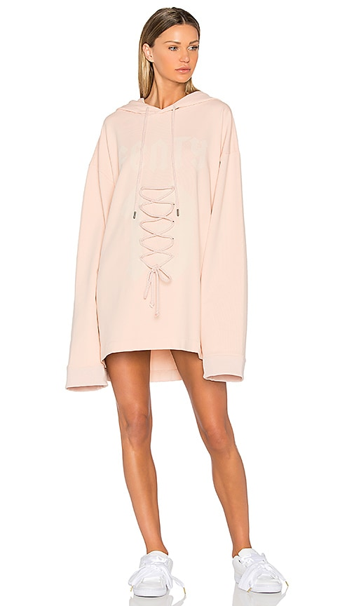 Fenty by Puma Graphic Hoodie in Pink