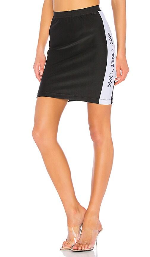 Fenty by Puma Biker Skirt in Black