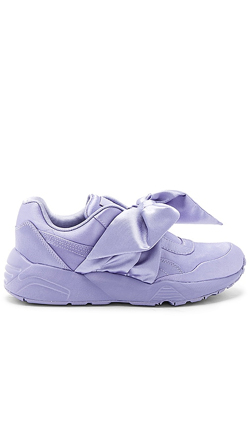 70e504d6c90 Fenty by Puma Bow Sneaker in Sweet Lavender