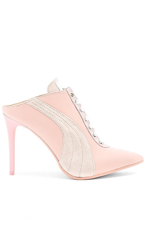 Fenty by Puma Lace Up Mule in Pink