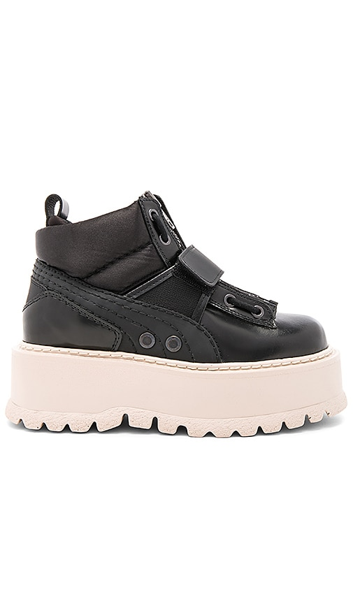Fenty by Puma Strap Sneaker Boot in Black
