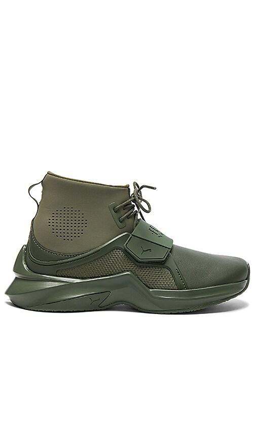 Fenty by Puma Trainer Sneaker in Army