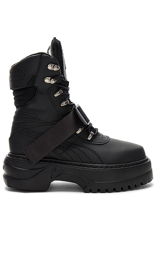 Fenty by Puma Winter Boot in Black