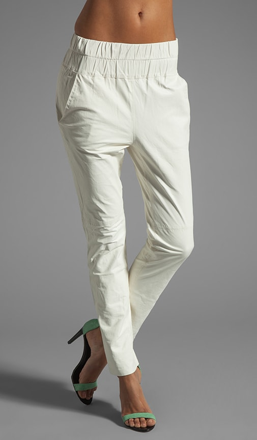 Tyson Leather Pant