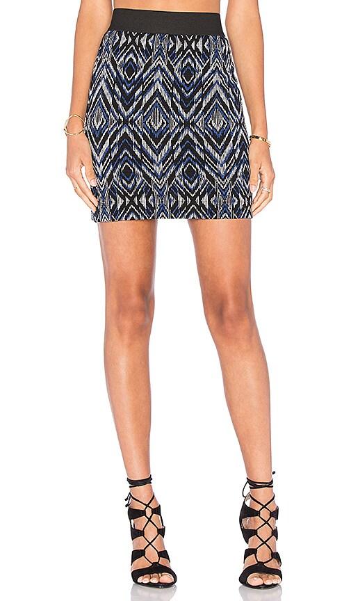 Fifteen Twenty Knit Jacquard Skirt in Jacquard