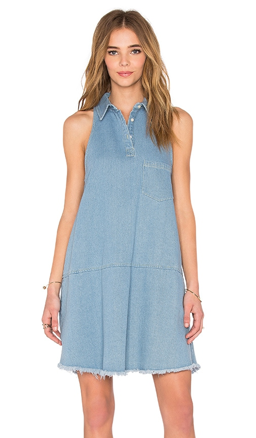 The Fifth Label Horoscopes Dress in Blue