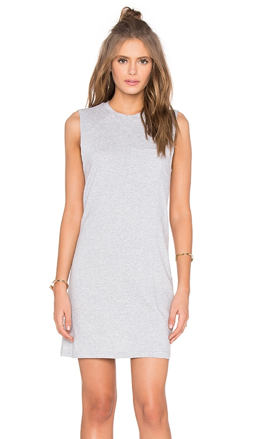 The Fifth Label Drifted Dress in Gray