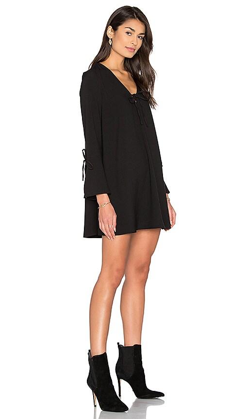 The Fifth Label Bright Dream Dress In Black 60off Smcmy