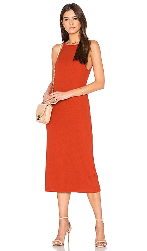 The Fifth Label Three Days Dress in Orange