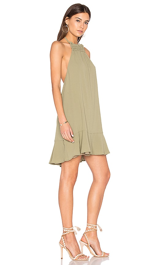 The Fifth Label Chase That Feeling Dress in Olive