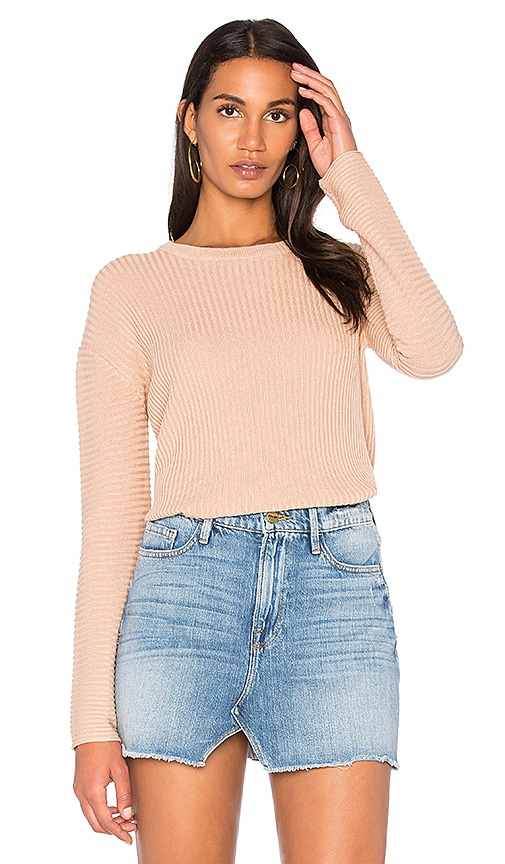 The Fifth Label The Pause Sweater in Tan