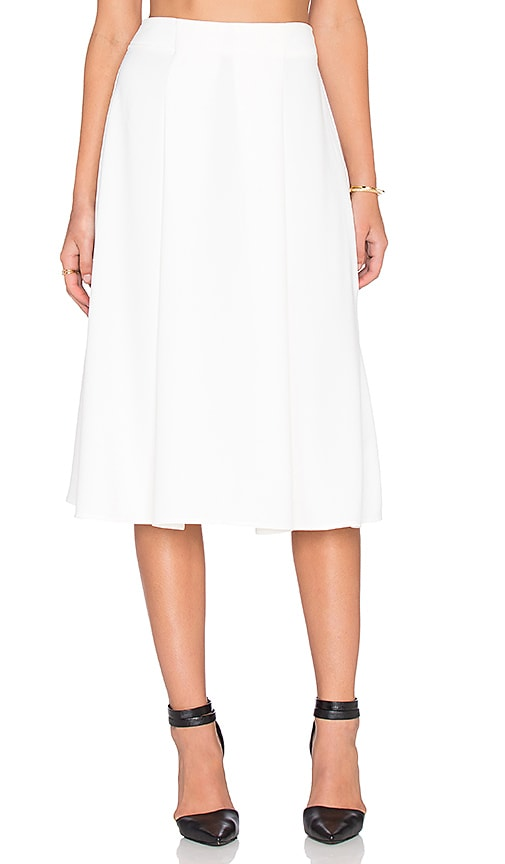 The Fifth Label Modern Love Skirt in Ivory