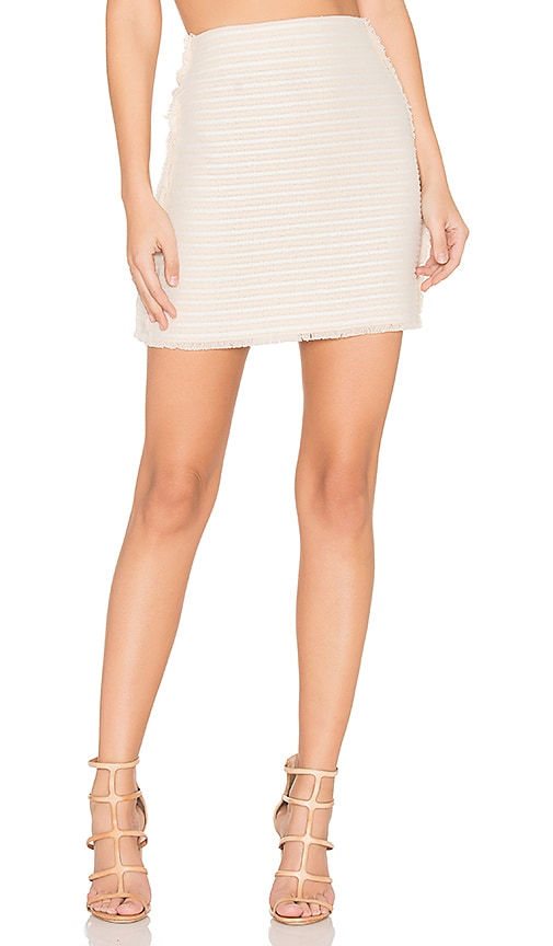 The Fifth Label Fifteen Summers Skirt in Beige